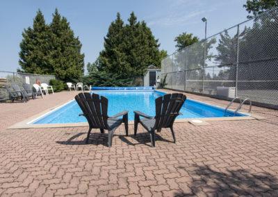 swimming pool condo